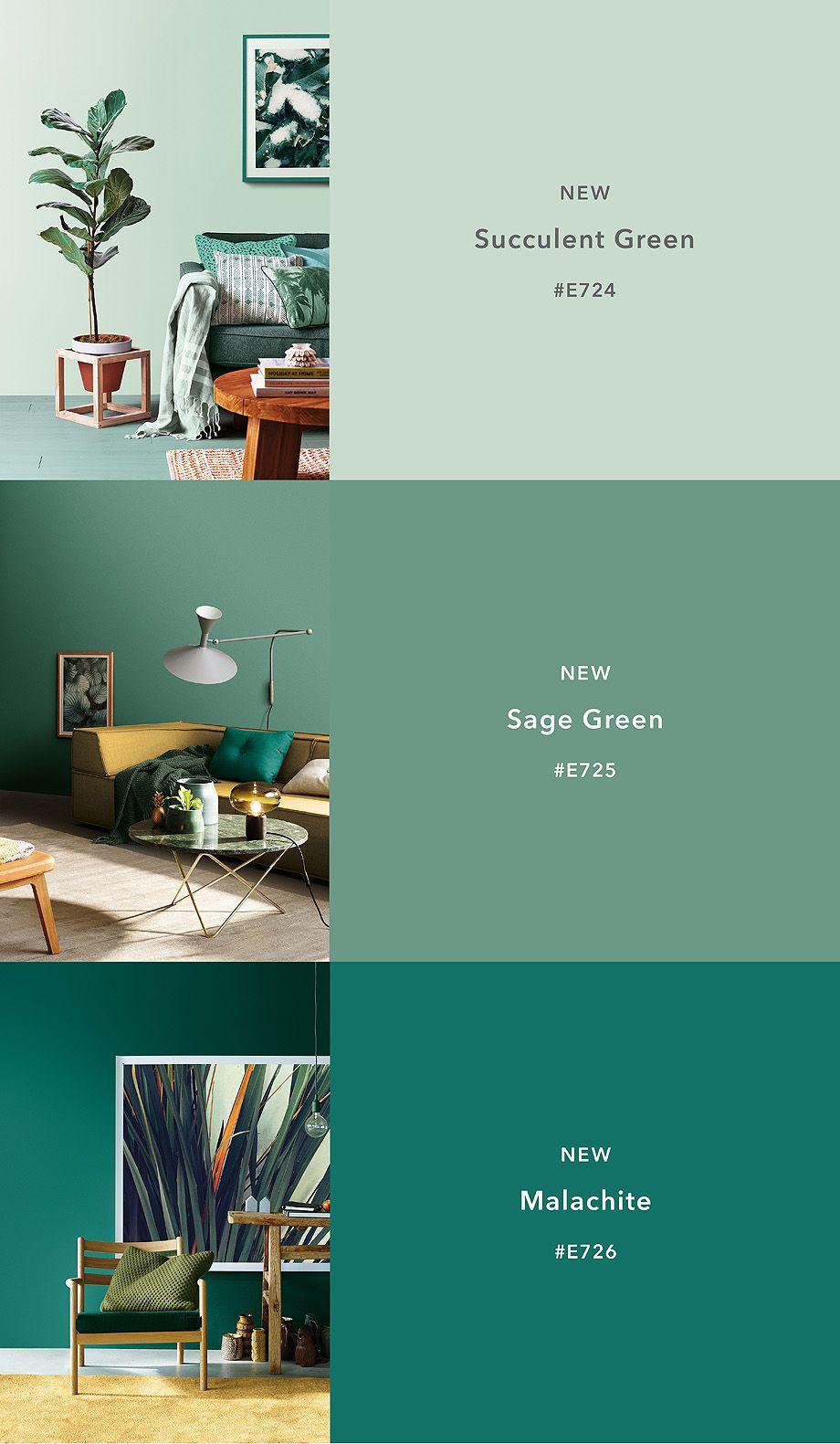 Cin Color Trends 2018 12 New Colors Colores Para Paredes Interiores Paletas De Colores Para Dormitorio Colores De Interiores