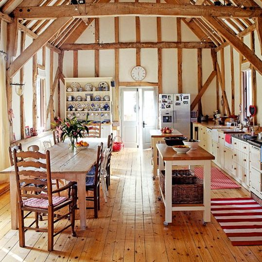 10 country kitchens summer decorating ideas go for