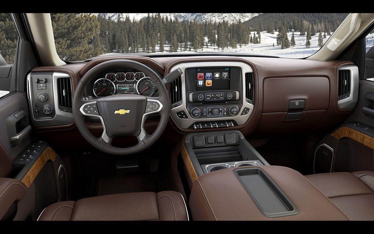 Silverado 2001 chevy silverado interior : Chevrolet Silverado High Country … | Pinteres…
