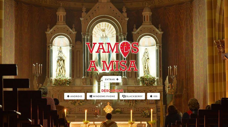 Crean aplicación para que católicos vayan más a Misa en Uruguay
