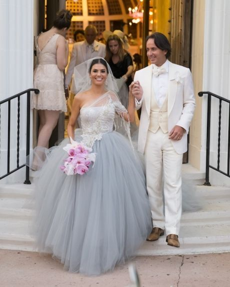Real Housewives Of Miami Adriana De Moura Wedding Dress 460