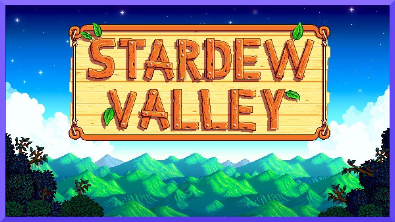 Stardew Valley   Part 1 - Getting Started!   ↠ Couples