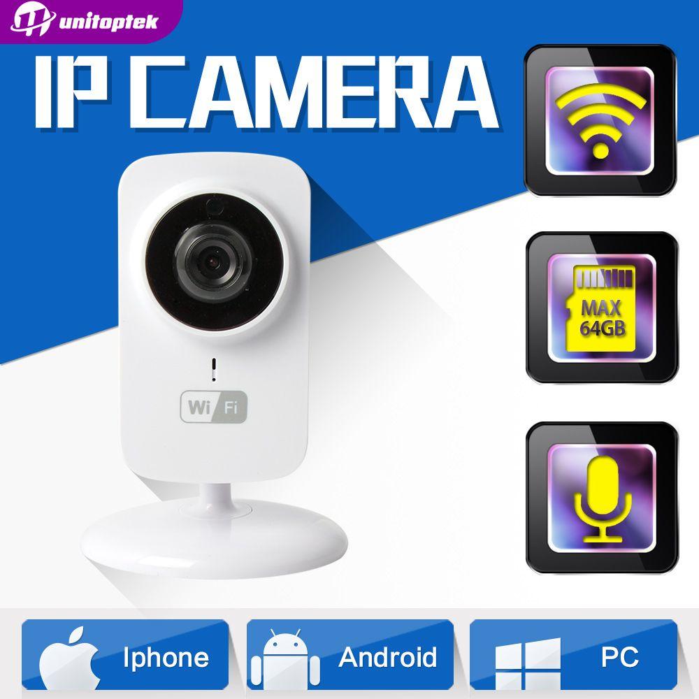 Hd 720 p mini wifi ip camera casa protezione baby monitor wireless 1.0mp cctv telecamera di sicurezza iphone android p2p remote cam