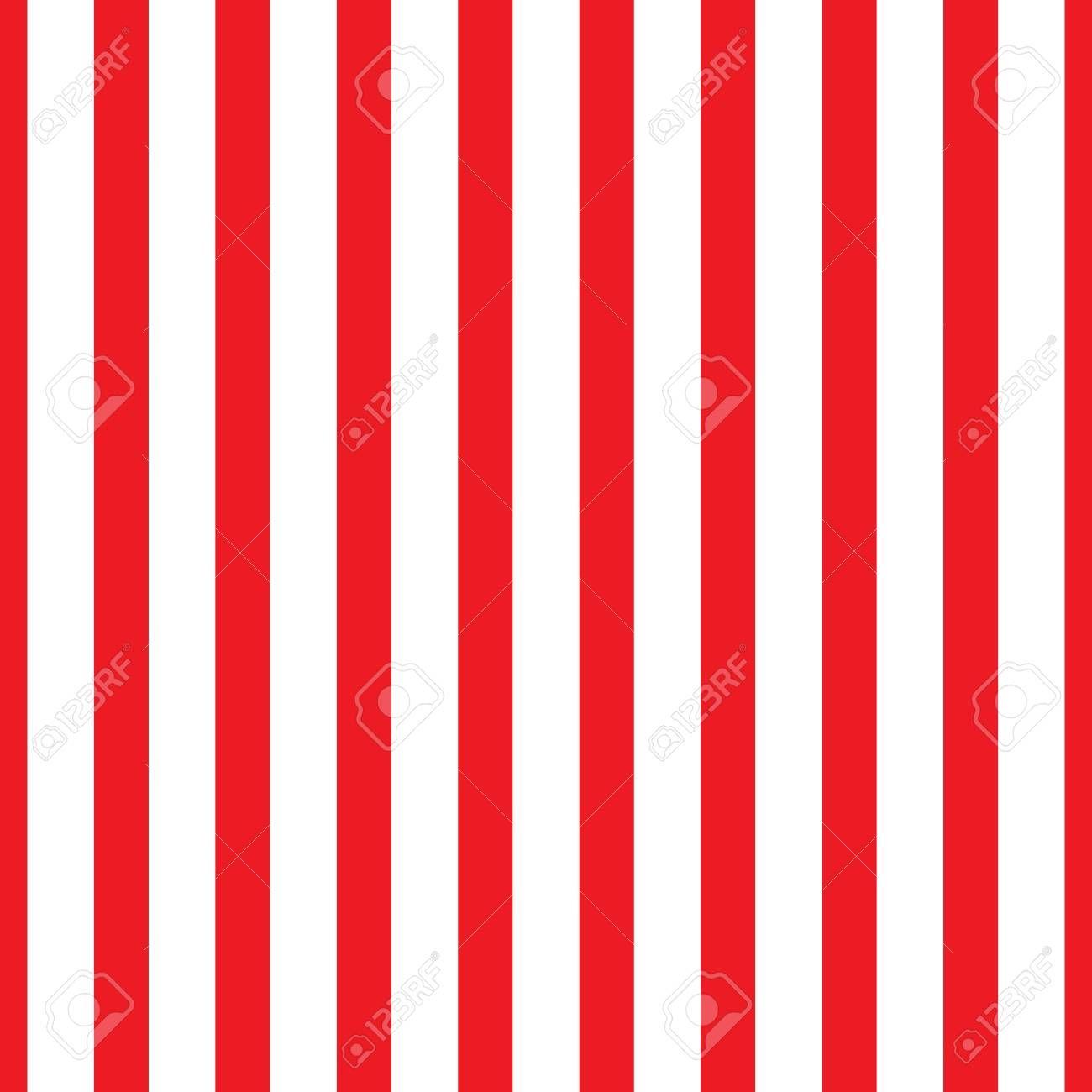 Seamless Vertical Stripe Pattern Vector Red And White Background Aff Stripe Pattern Seamless Stripes Pattern Vector Character Design White Background
