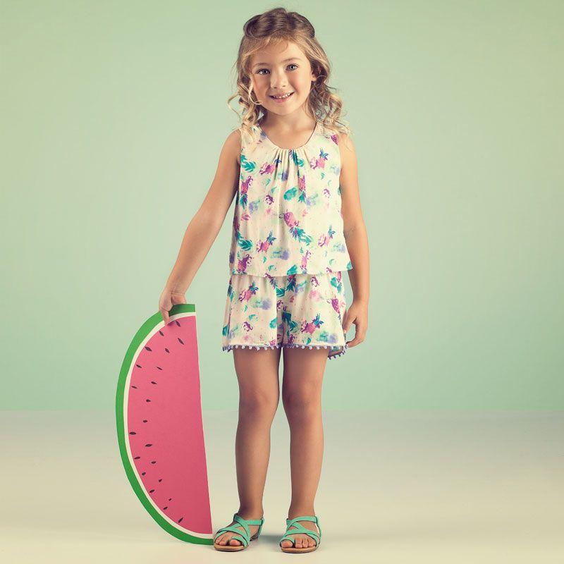 Watermelon look >>SUMMER<< #OFFCORSS #FashionKids #Summer