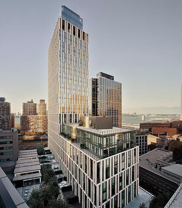 101 Warren Transformed A 2-acre Site In Lower Manhattan