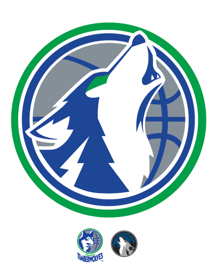 Original Image Author Torrey Anderson Minnesota Timberwolves Nba Logo Sports Logo Design
