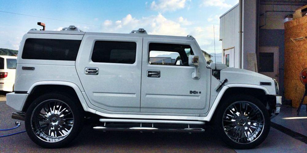 Black H2 Hummer Car Gallery Forgiato Carros Carros
