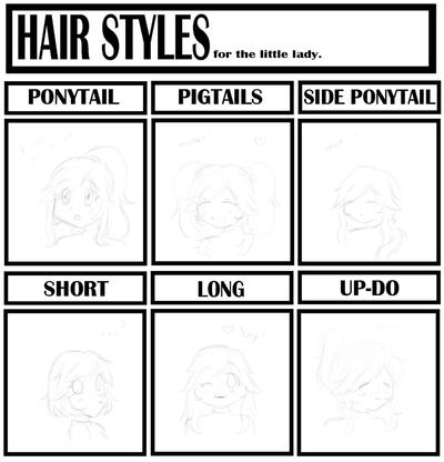 Meme Hairstyle Meme by mscherbear.deviantart.com on
