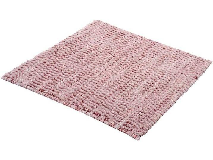 Badteppich Altrosa 60 2 60 Cm Colours Candy Colors Pink