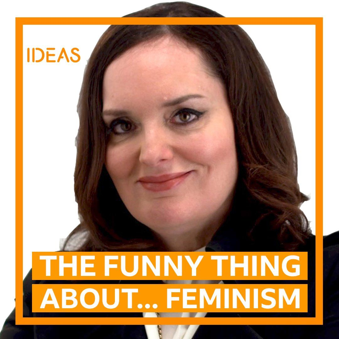 "BBC Radio 4 on Twitter """"The funny thing about feminism"