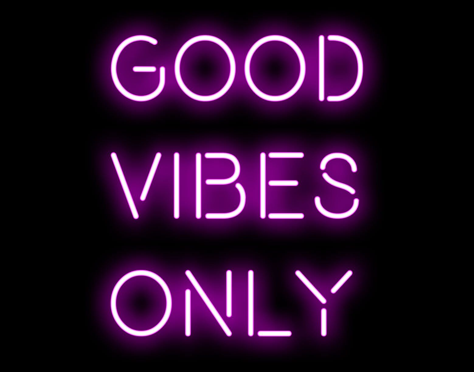 Good Vibes Only Custom Neon Sign Flex Led Neon Light Sign Room Etsy In 2020 Neon Signs Custom Neon Signs Neon Light Signs