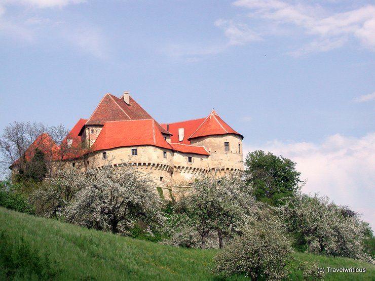Burg Veliki Tabor bei Desinić, Kroatien