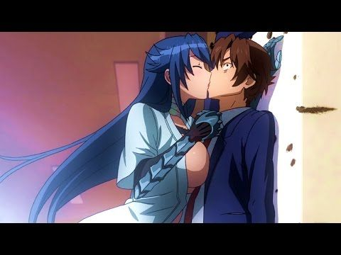 Scenes Best Anime Kiss
