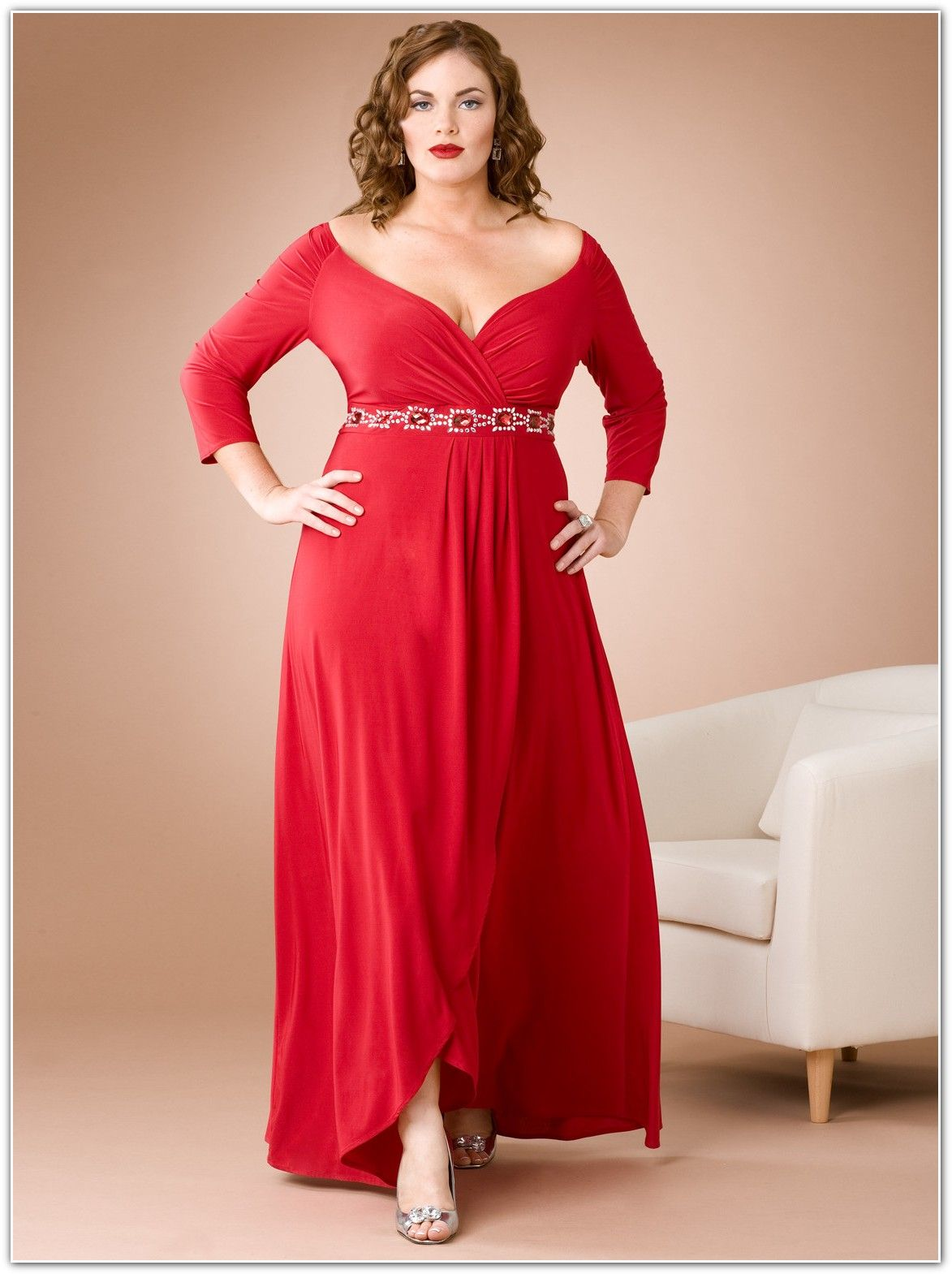 1447d1e9f3b37 Buying Tips on Plus Size Casual Dresses