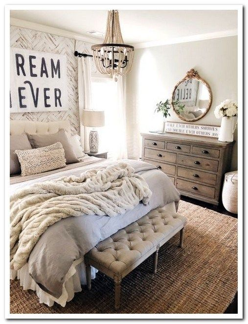 52 How To Decor A Master Bedroom That Is Cozy And Cute Masterbedroom Decoramasterbed Romantic Bedroom Decor Cozy Master Bedroom Interior Design Bedroom Small