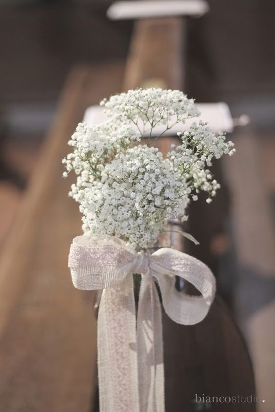 Risparmiare Su Fiori E Addobbi Di Matrimonio Sr Wedding Blog Gypsophila Matrimonio Fiori Cerimonia Di Nozze Matrimonio