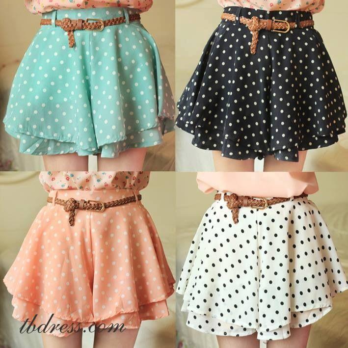 cf56a27c3 Cutest skirts | ¡ClotheS! | Vestidos juveniles, Faldas y Falda juveniles