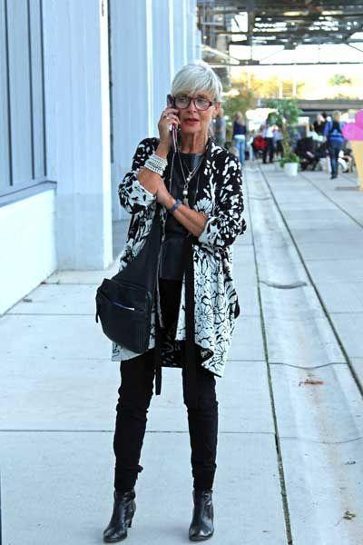 Sinnliche Mode Fur Altere Frauen In Der Modernen Welt Mode Fur