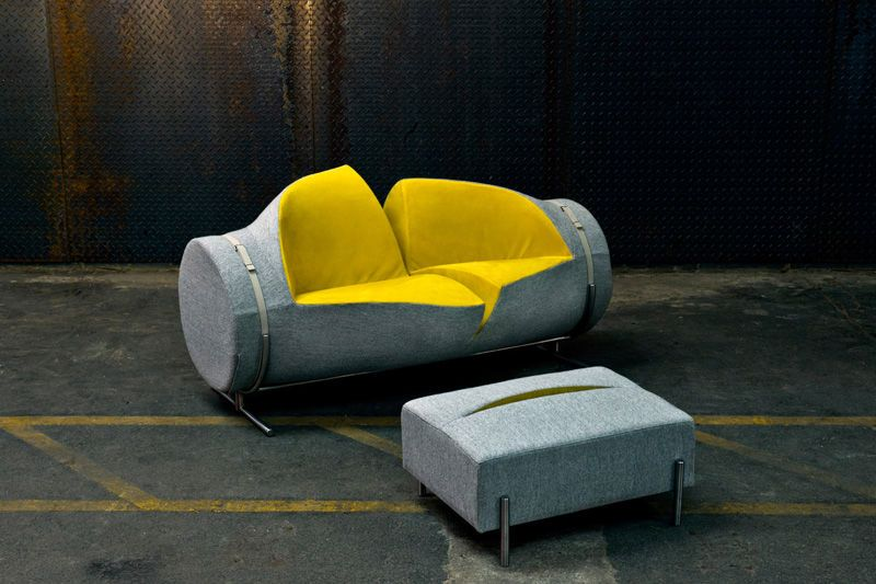 30 Examples Of Futuristic Seating Unique Sofas Furniture Sofa Set
