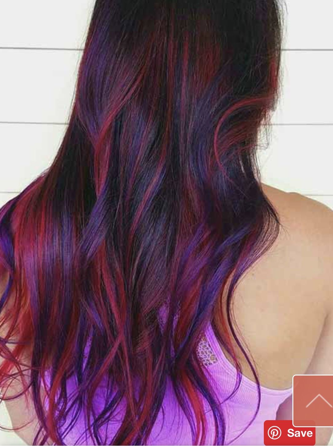 Pin By Susan On Hair In 2020 Pink Ombre Hair Magenta Hair Cool
