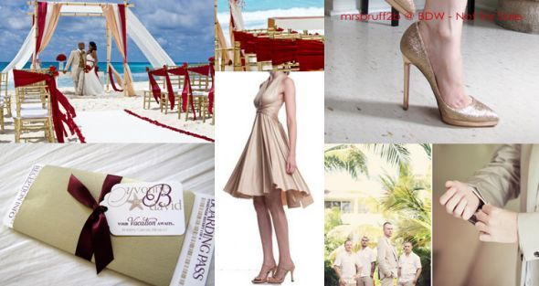 Any Gold Champagne Weddings With Images Beige Wedding