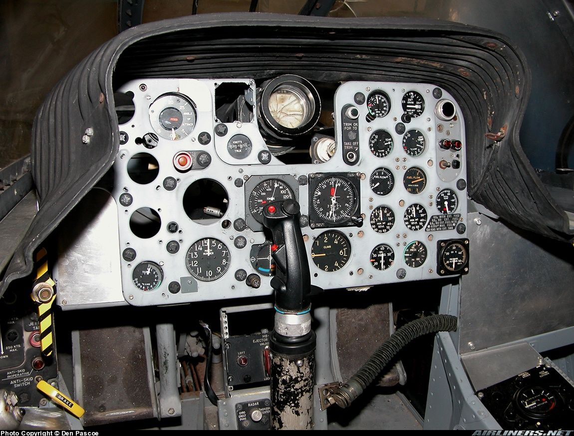 McDonnell F-101 Voodoo (simulator) aircraft picture