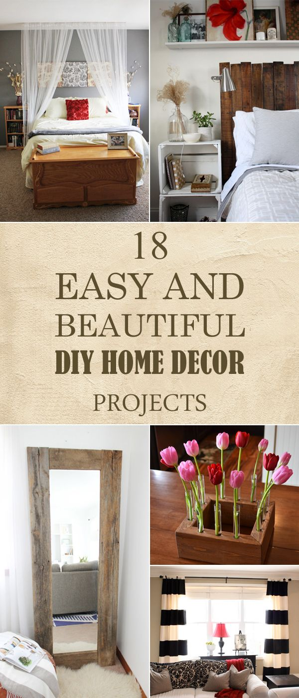 Manualidades Para El Hogar Sencillas Diytotry 18 Easy And Beautiful Diy Home Decor