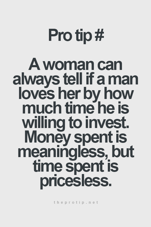 Very true. I don't care about the money. I want to know