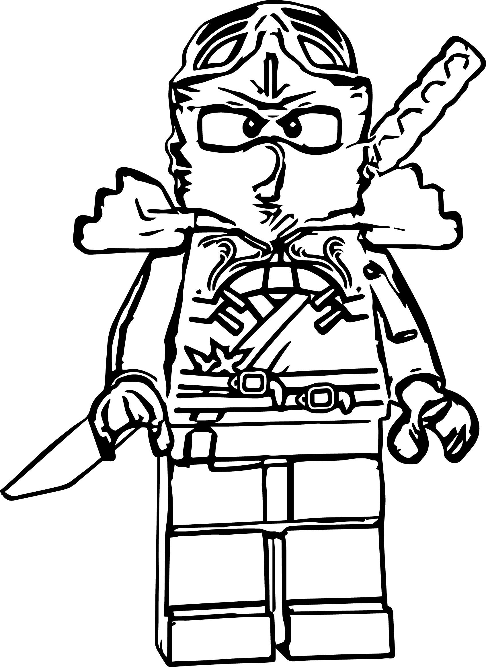 Awesome Ninjago Coloring Pages Check More At Http Wecoloringpage