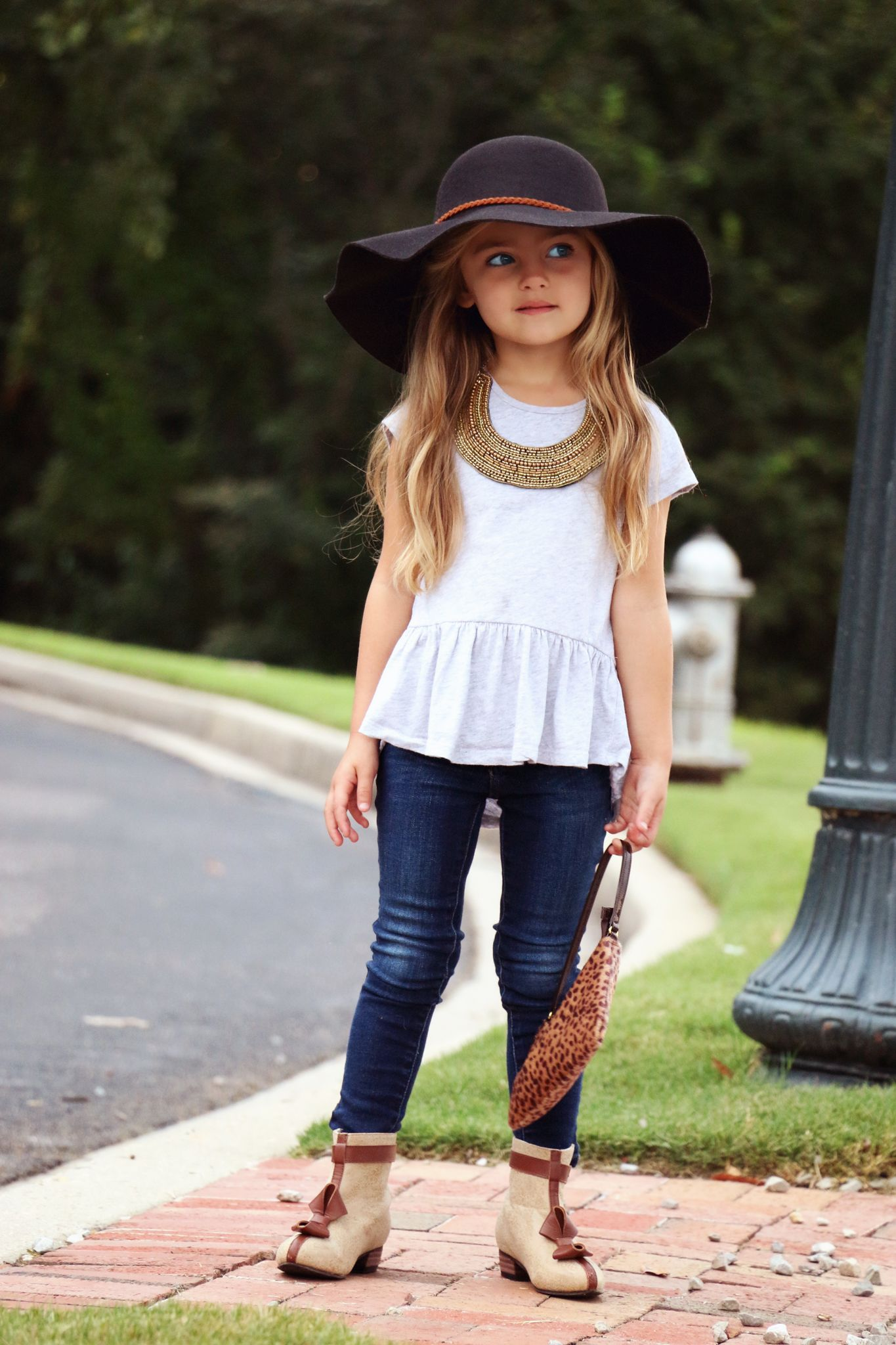 Fall Style #chasinivy #joyfolie | Girls fall fashion, Kids ...