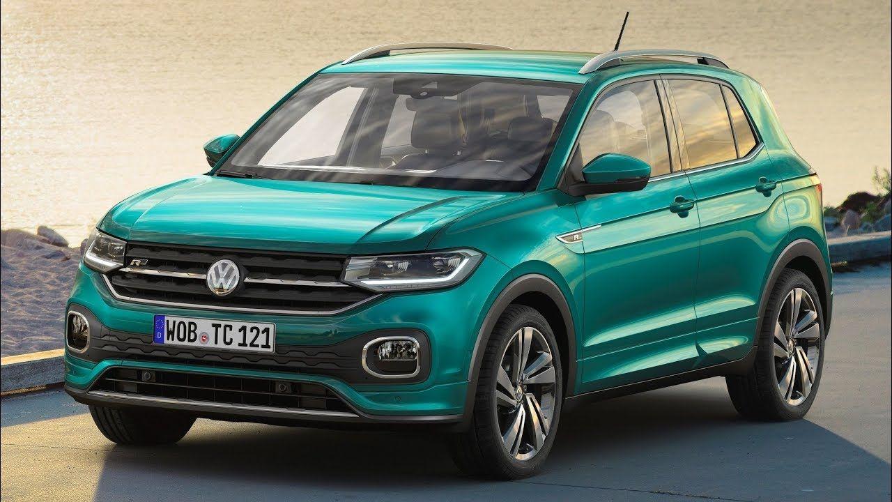 2019 Volkswagen T Cross Models