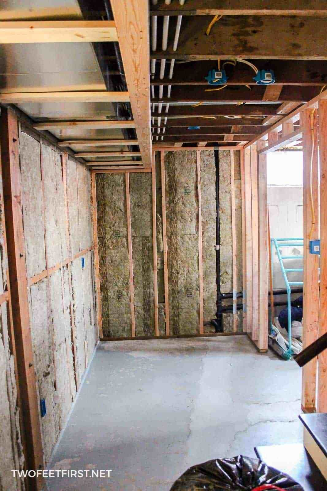 Insulating And Framing A Basement Basement Ceiling Options Framing A Basement Framing Basement Walls Insulating Basement Walls