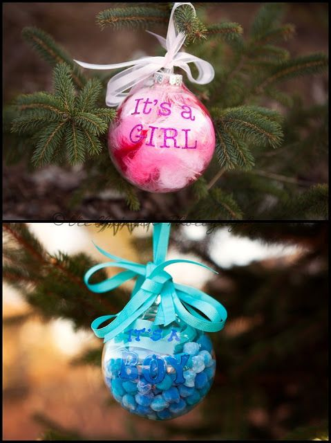 Christmas Gender Reveal Ideas.A Cubed Plus One It S A Christmas Gender Reveal Idea