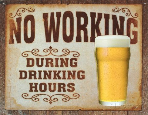 Guinness 1 Man Beer Drink Relax Chill Weekend Poster Bar Pub Party Picture Print