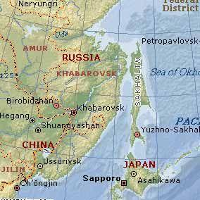 Sakhalin Island, Russia: Visiting A Hidden Place Few Will ...