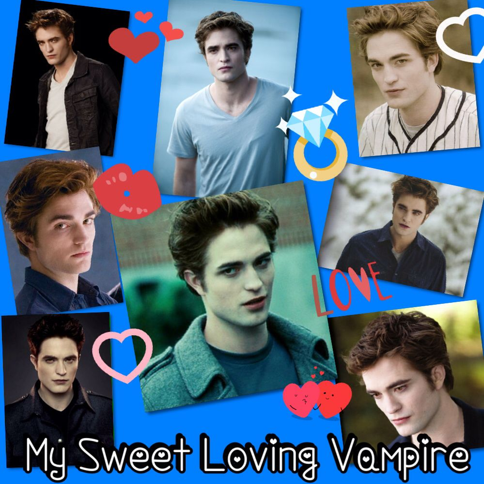 This is my leading Vampire guy! He can bite me anytime! Lol! He's just too cute nd he doesn't even know it!!! <3