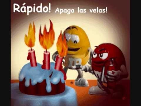 Feliz Cumpleanos Youtube Health Happy Birthday Birthday Happy