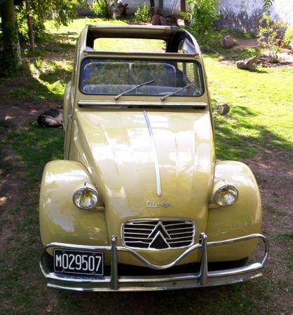 Citrien 2cv Made In Argentina Citroen Citroen 2cv Amazing Cars