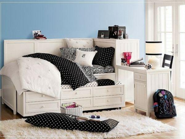 Meubles chambre ado une chambre du0027ado modulable les for Bureau 160x70