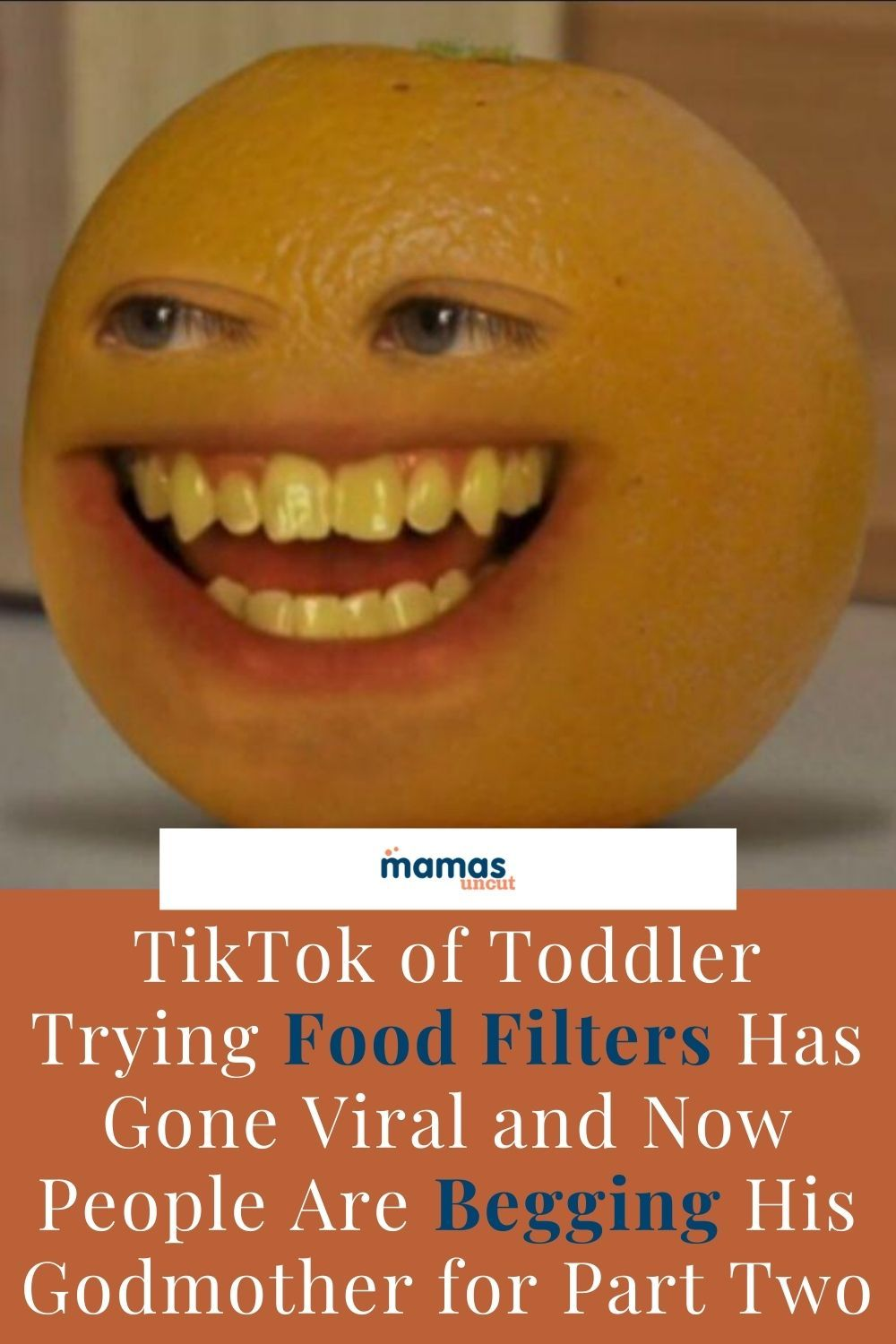 Tiktok Of Toddler Disguised As Food Goes Viral Toddler Unique Baby Names Viral
