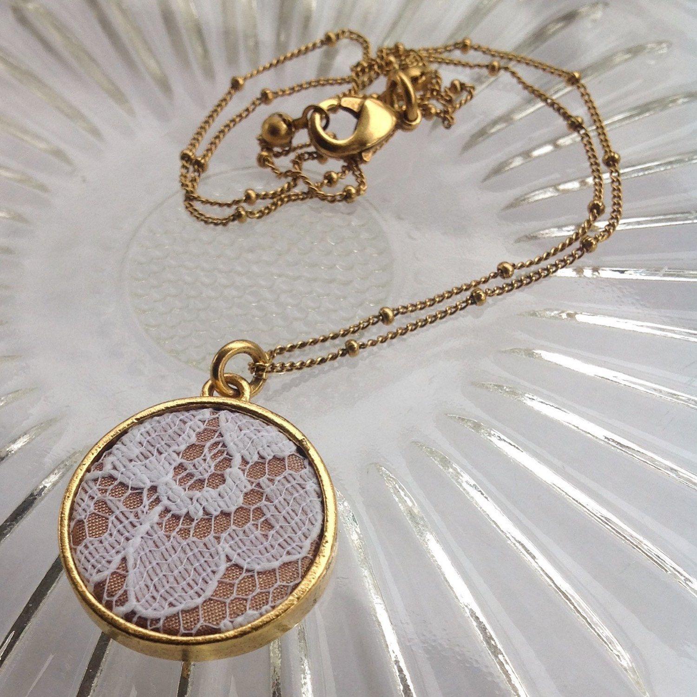 Custom Wedding Necklace