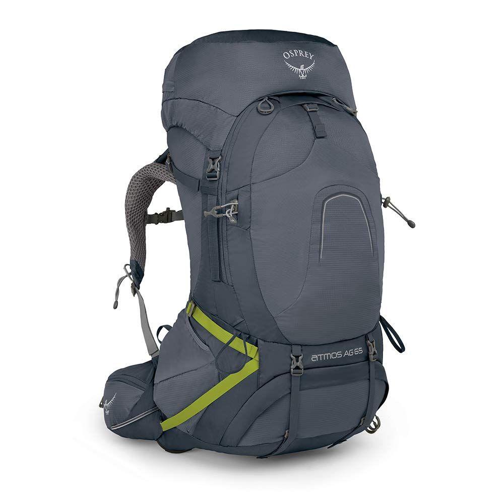 Osprey Packs Atmos Ag 65 Backpack In 2020 Best Travel Backpack Mens Backpack Travel Osprey Atmos