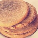 RecipesCinnamon-Vanilla Monster Cookies Ingredients: 1 cup (2... -  Cinnamon-Vanilla Monster Cookies  Ingredients:  1 cup (2 sticks) unsalted butter, at room temperature2/3 cup canola or vegetable oil3/4 cup powdered sugar2/3 cup packed light brown s