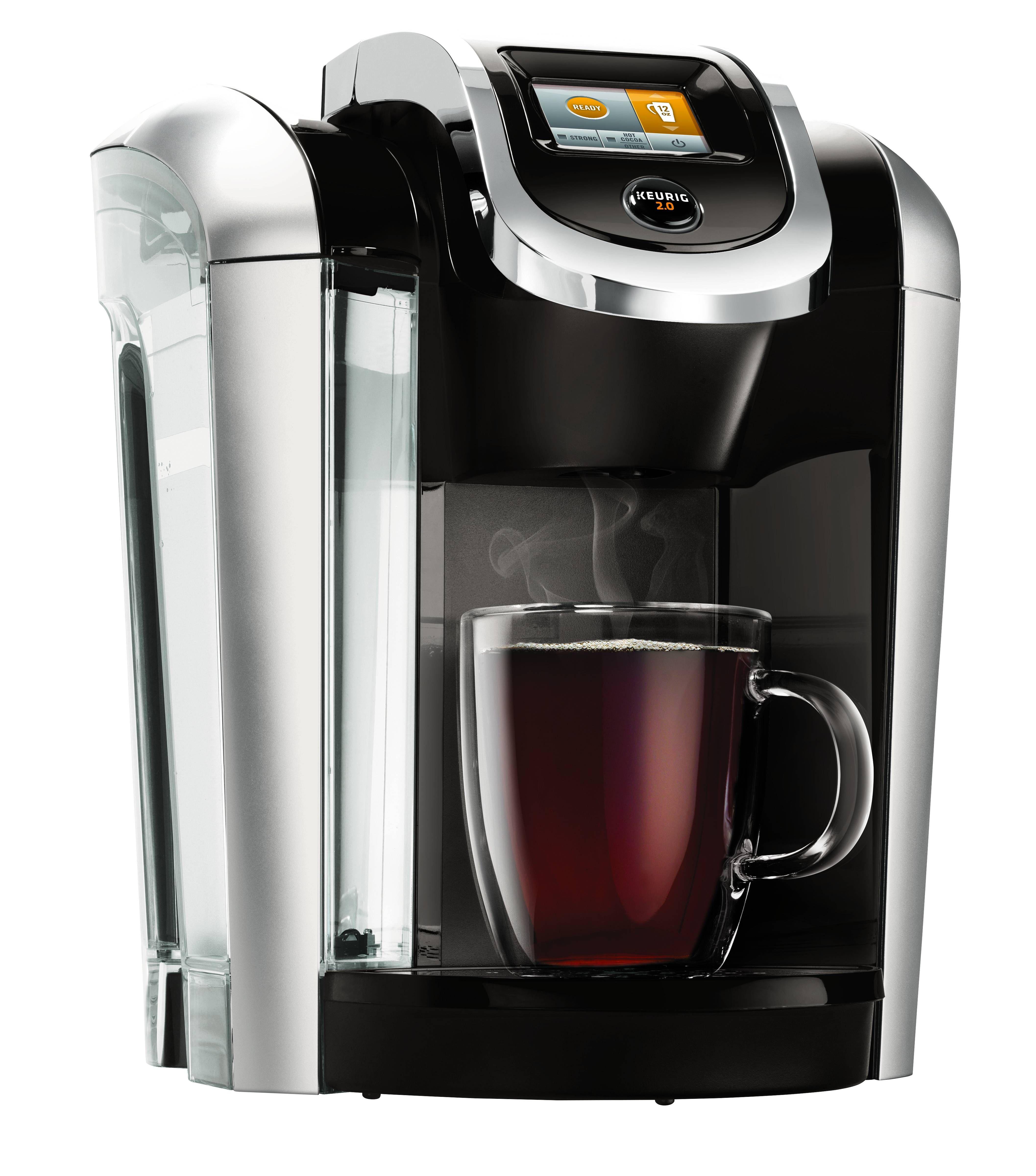 Keurig K Classic Single Serve K Cup Pod Coffee Maker Black Walmart Com Keurig Keurig Coffee Makers Single Serve Coffee