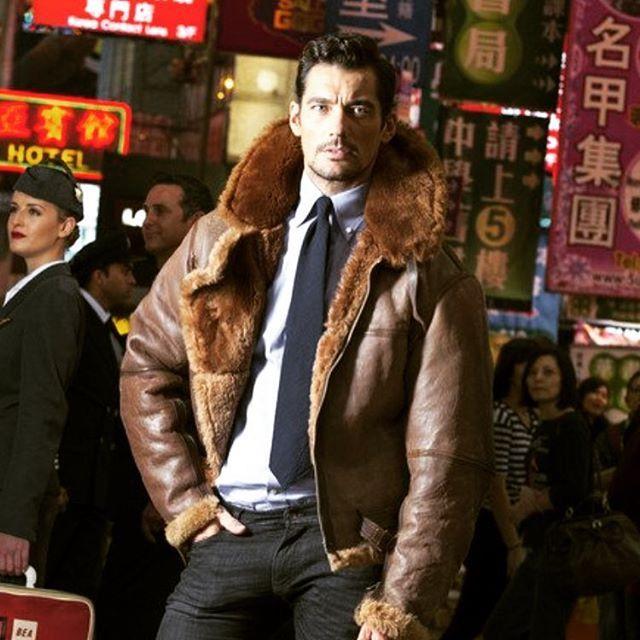 #DavidGandy #HongKong #BritishAirways