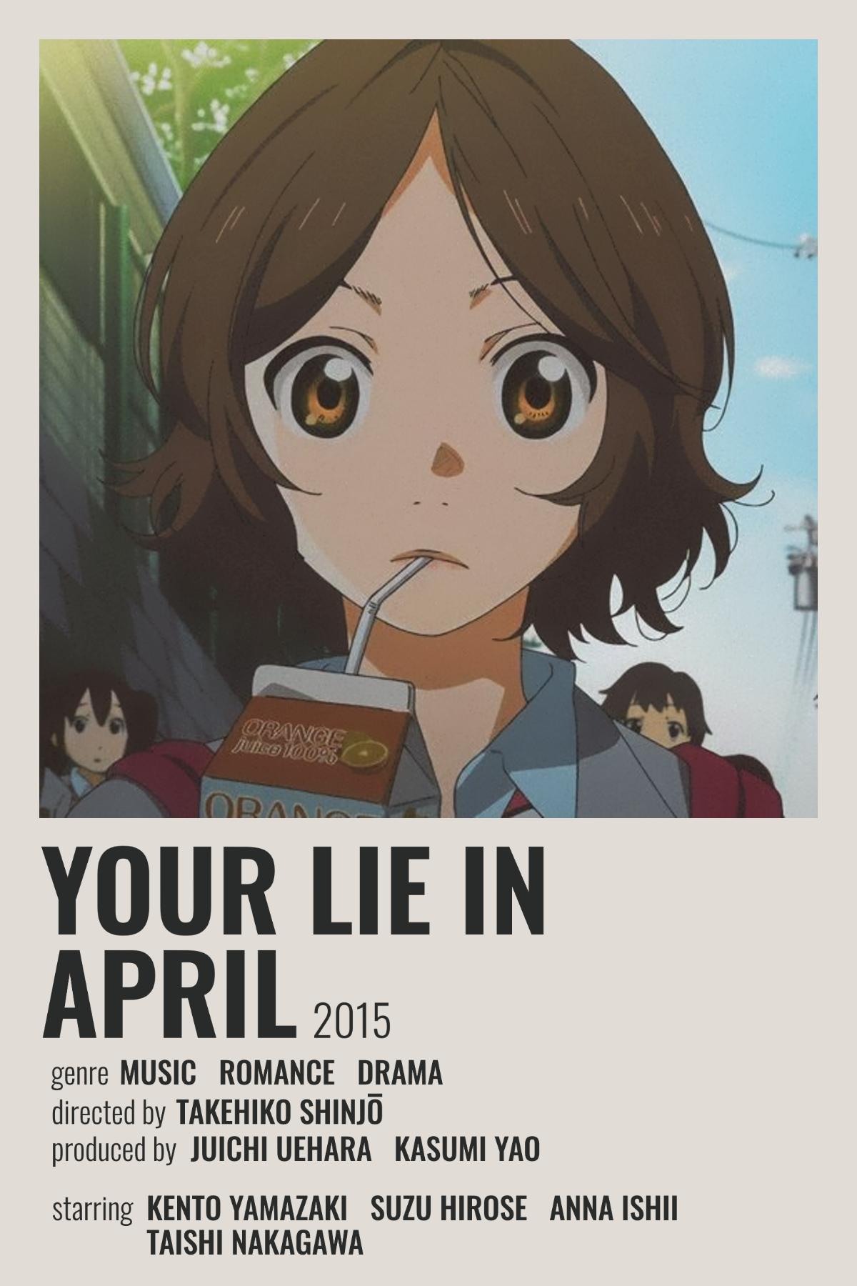 𝘆𝗼𝘂𝗿 𝗹𝗶𝗲 𝗶𝗻 𝗮𝗽𝗿𝗶𝗹 𝗽𝗼𝘀𝘁𝗲𝗿 anime