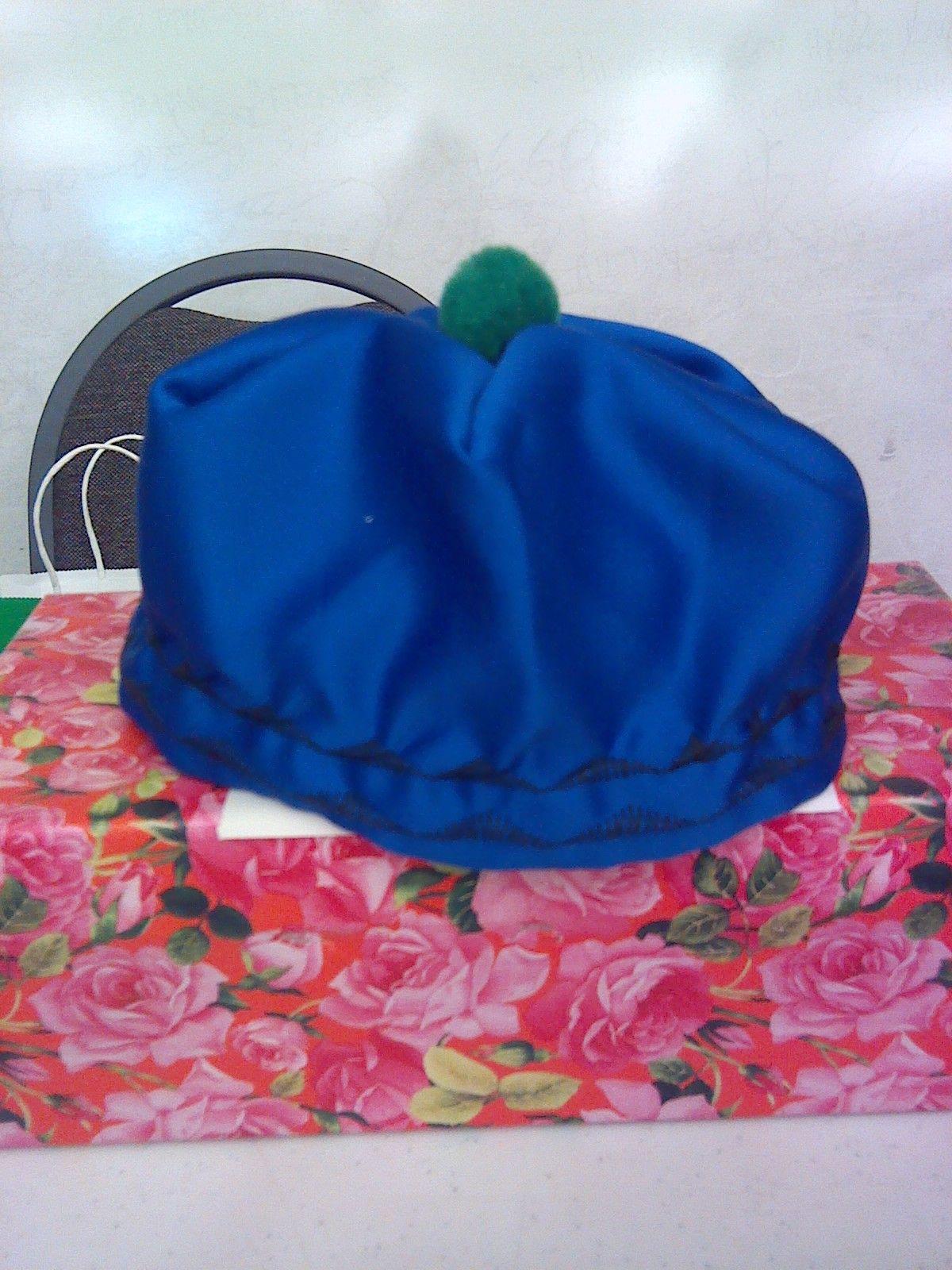 Boy Hmong hat. $8 each.   Paj Nag Boutique   Pinterest