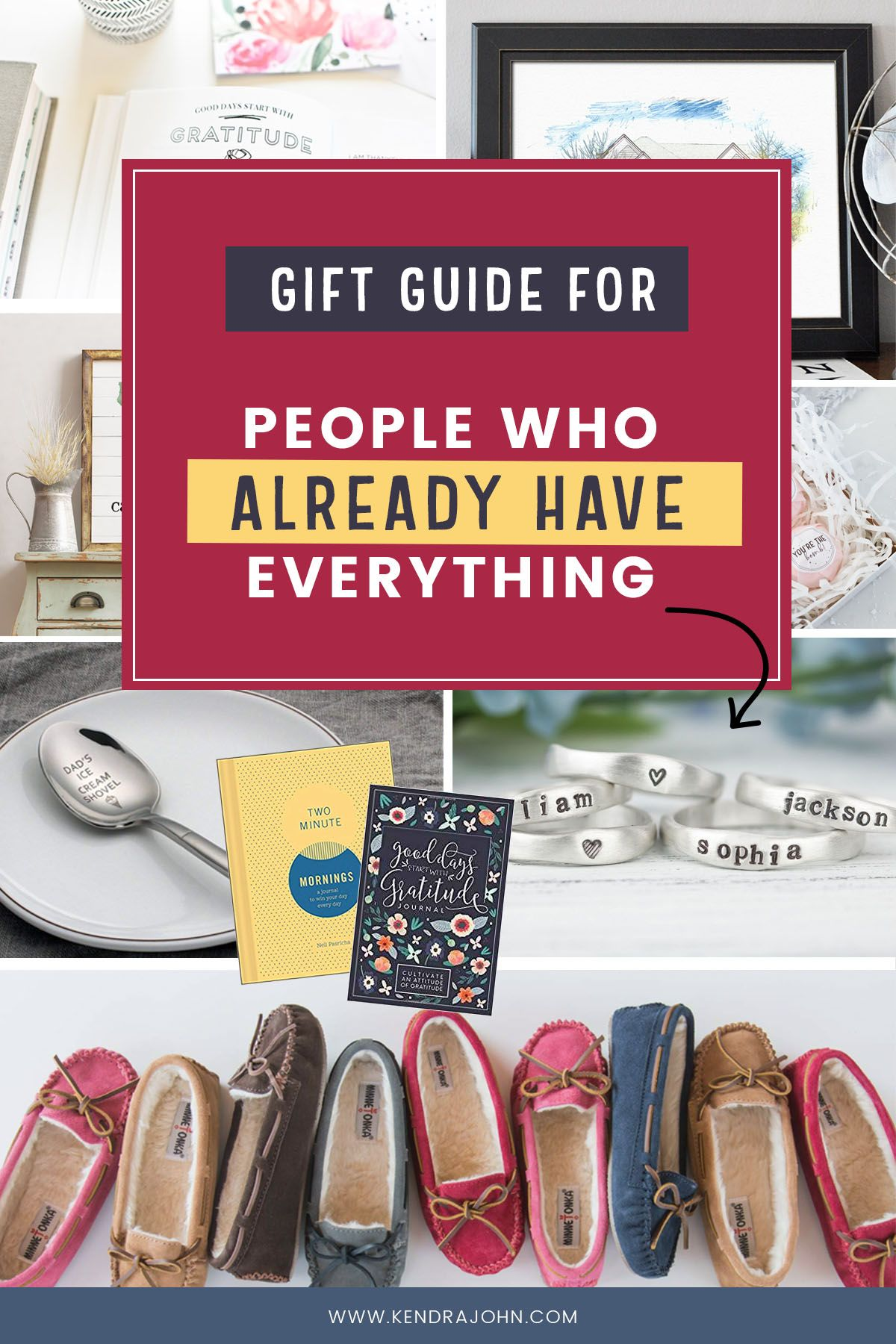 Gift Guide for People Who Already Have Everything ...