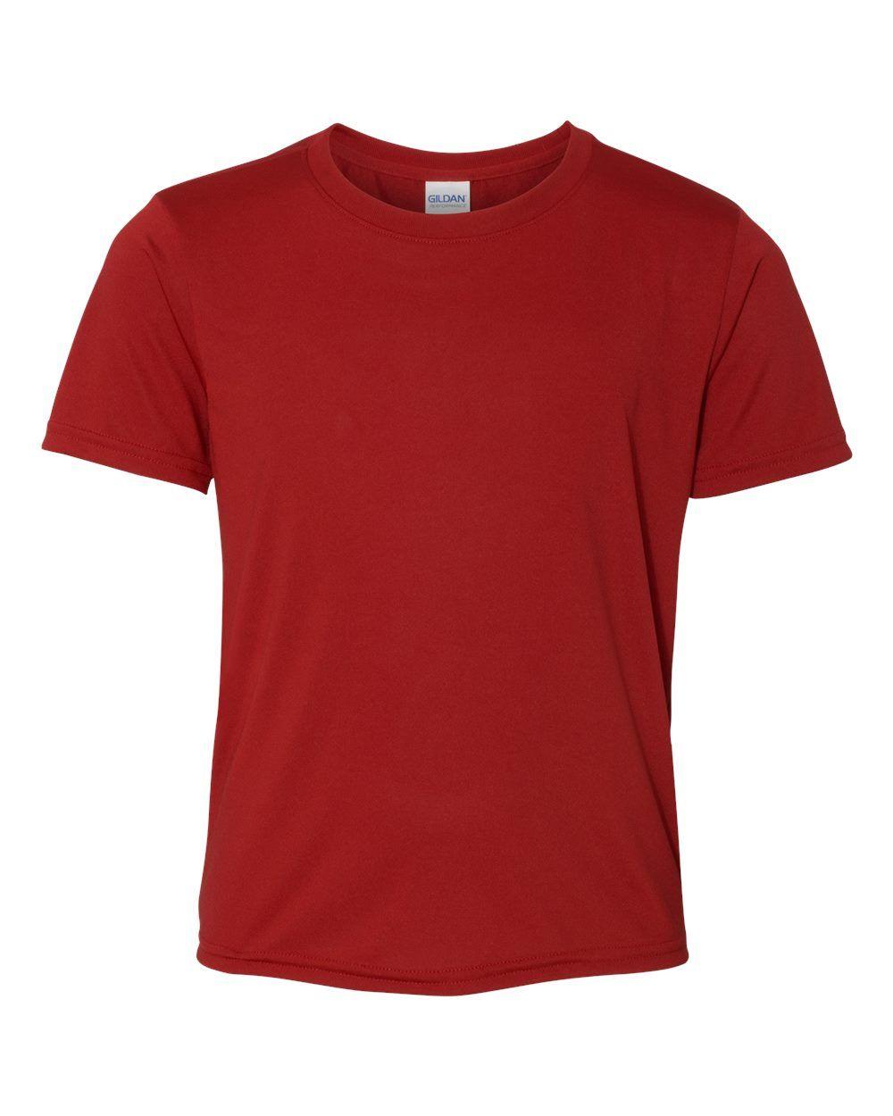 Gildan - Performance® Youth Core T-Shirt - 46000B